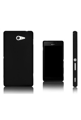 Teleplus Sony Xperia M2 Silikon Kılıf Siyah