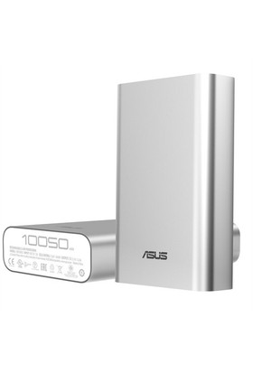 Asus ZenPower ABTU005 10050 mAh Taşınabilir Şarj Cihazı Gümüş