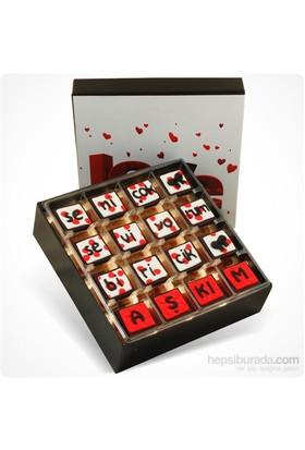 ChocChic Biricik Aşkım Love Story Müzikli Çikolata