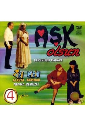 Devekuşu Kabare (Aşk Olsun 4) ( VCD )
