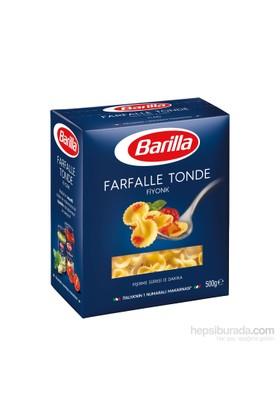 Barilla Farfalle Tonde / Fiyonk Makarna 500 gr