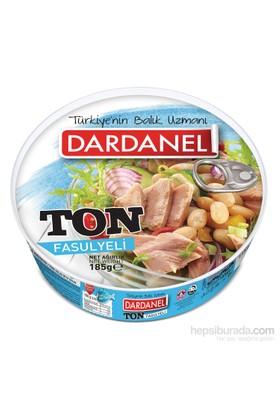 Dardanel Fasulyeli Ton Balığı 185 gr