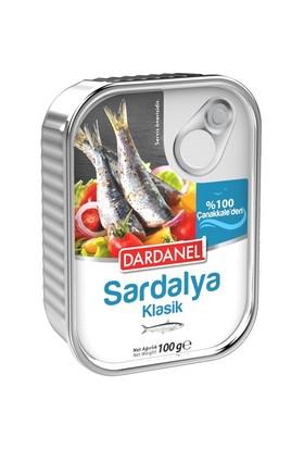 Dardanel Sardalya Klasik 100 gr