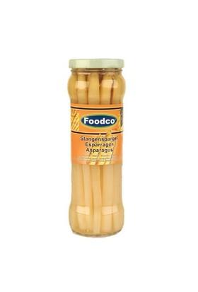 Foodco Foodco Kuşkonmaz (Beyaz) 370Ml