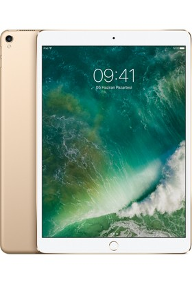 "Apple iPad Pro WiFi Cellular 64GB 12.9"" QHD 4G Tablet - Gold MQEF2TU/A"