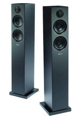 Audiopro T20 Bluetooth Kule Tipi Hoparlör Siyah