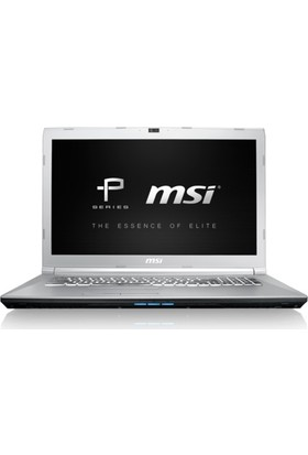"MSI PE72 7RD-1268TR Intel Core i7 7700HQ 16GB 1TB + 128GB SSD GTX1050 Windows 10 Home 17.3"" FHD Taşınabilir Bilgisayar"