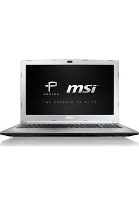 """MSI PL62 7RC-227XTR Intel Core i7 7700HQ 8GB 1TB + 128GB SSD MX150 Freedos 15.6"""" FHD Taşınabilir Bilgisayar"""