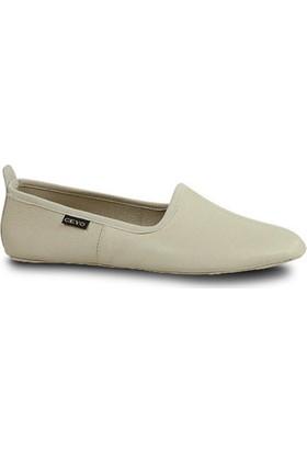 Ceyo Kadın Ayakkabı Bej Tavaf