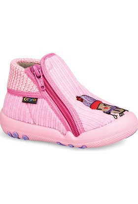 Ceyo Erkek Çocuk Ayakkabı Pembe 9897-15