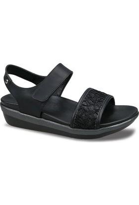 Ceyo Kadın Sandalet Bej 9941-3