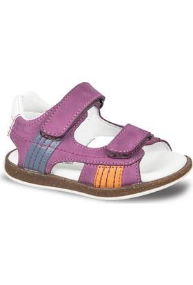 Ceyo Kız Çocuk Sandalet Pembe 9712-4