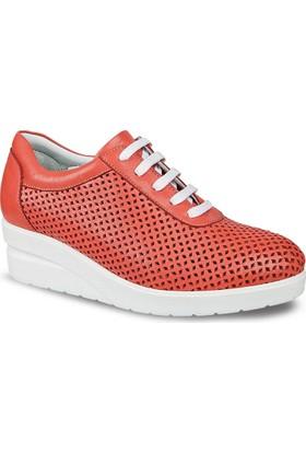 Ceyo Kadın Ayakkabı Turuncu 6159
