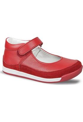 Ceyo Kız Çocuk Ayakkabı Kırmızı 3474-2