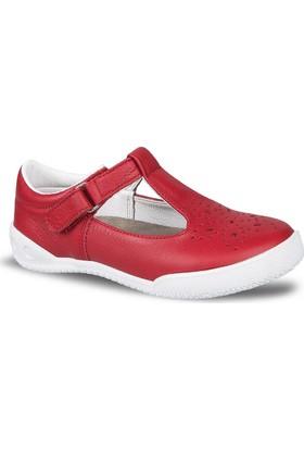 Ceyo Kız Çocuk Ayakkabı Kırmızı 3852
