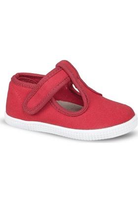 Ceyo Erkek Çocuk Ayakkabı Kırmızı 3580-10