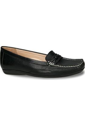 Ceyo Kadın Ayakkabı Siyah 9858-6
