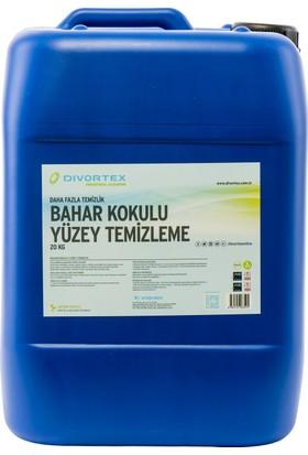 Divortex Bahar Kokulu Yüzey Temizleme Sıvısı 20 kg.
