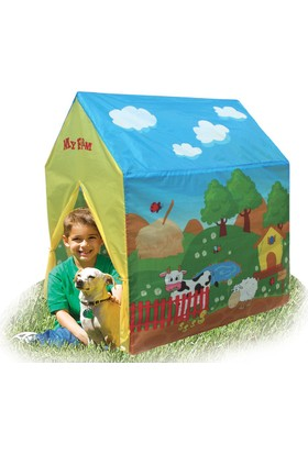 Hedef Çiftlik Evi Çocuk Oyun Çadırı