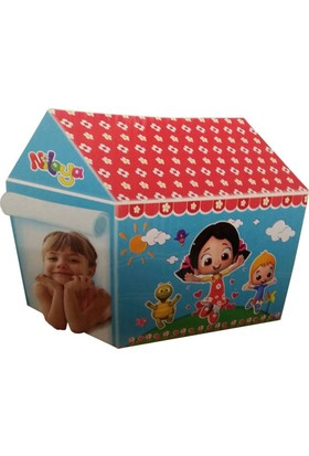 Niloya Ev Model Kamp Oyun Çadırı