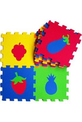 Akar Oyuncak 33 x 33 cm 7 mm Meyveler