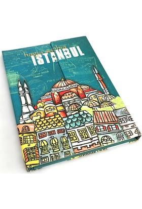 Bi'aldım İstanbul Temalı Defter
