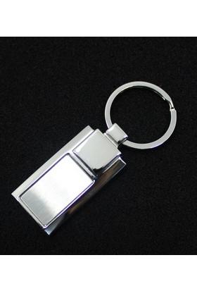Modacar Metal Dikdörtgen Anahtarlık 424164