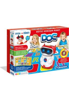 DOC - Eğitici Konuşan Robot