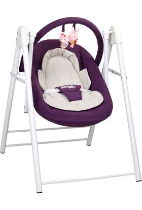 Pasha Baby M45 Happy Swing Salıncak Mor