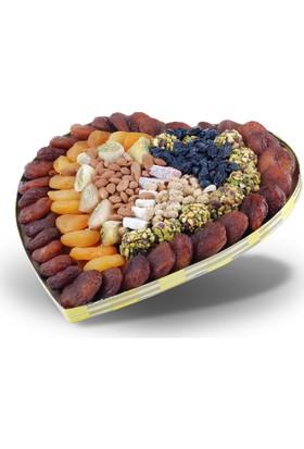 Kayısı İste Special Hediyelik Kalpli (1000 gr)