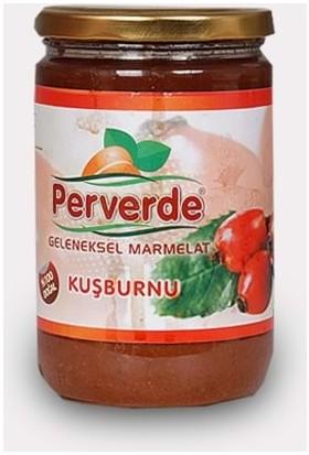 Perverde Kuşburnu Marmelatı (700 gr)