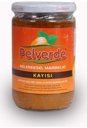 Perverde Kayısı Marmelatı (700 gr)