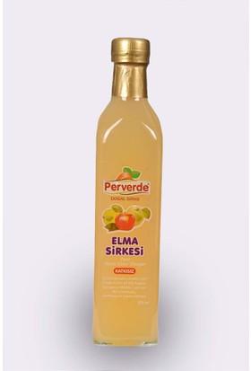 Perverde Elma Sirkesi 500 ml