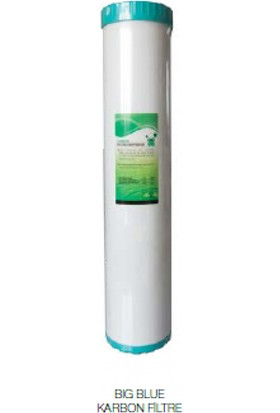 Spring Water Big Blue 20inc GAC Filtre