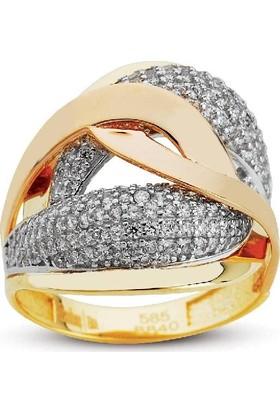Altınbaş Yzsk0634-24875 Altın Yüzük