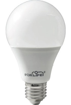 Forlife Fl-1242 7 Watt Döküm Led Ampul 3200K Gün Işığı