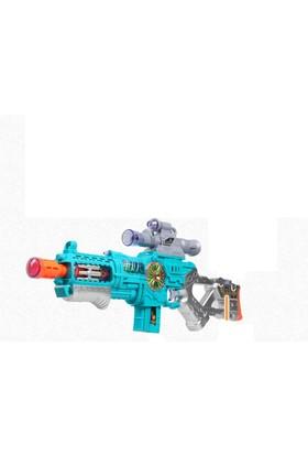 Emre Toys Hafif Makineli Tüfek Oyuncak Işıklı Keskin Nişancı Tüfeği