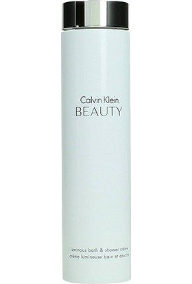 Calvin Klein Beauty Luminous Bath and Shower Creme 200 ml