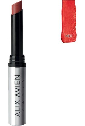 Alix Avien Matte Slim Lipstick Red 6