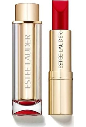 Estee Lauder Pure Color Love Lipstick - 310 Bar Red
