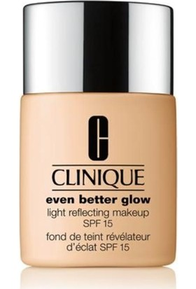 Clinique Even Better Glow Makeup Fondoten SPF 15 12 Meringue