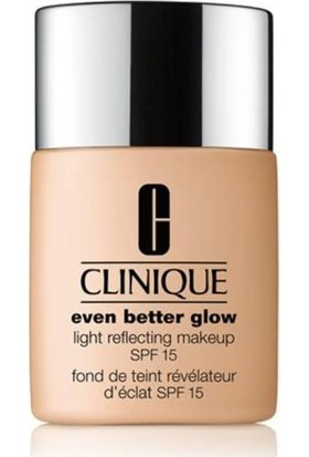 Clinique Even Better Glow Makeup Fondoten SPF 15 28 Ivory