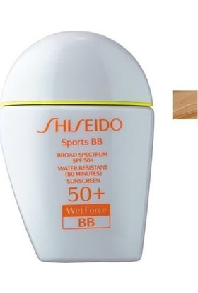 Shiseido Sports BB Broad Spectrum Wet Force 30ml SPF 50+ - Dark