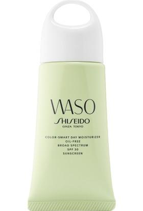 Shiseido Waso Color Smart Day Moisturizer Oil Free SPF 30 50 ml