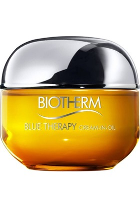 Biotherm Blue Therapy Cream In Oil 50 ml - Onarıcı Bakım Kremi
