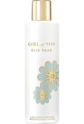 Elie Saab Girl Of Now Body Lotion 200 ml - Vücut Losyonu