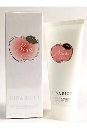 Nina Ricci L'eau Body Lotion 100 ml - Vücut Losyonu
