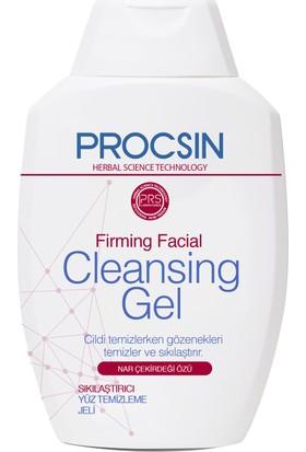 Procsin Sıkılaştırıcı Yüz Temizleme Jeli