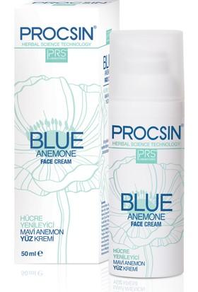Procsin Mavi Anemon Yüz Kremi
