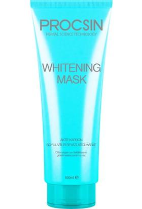 Procsın Aktif Karbon Soyulabilir Beyazlatıcı Maske